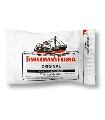 FISHERMAN'S FRIEND ORIGINALES EXTRA FUERTES