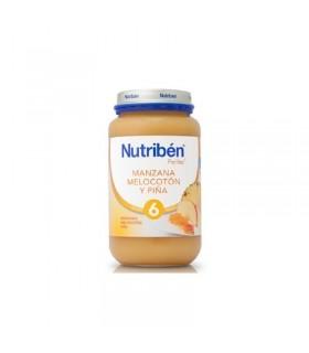 NUTRIBEN MANZANA MELOCOTON Y PIÑA GRANDOTE 250 G
