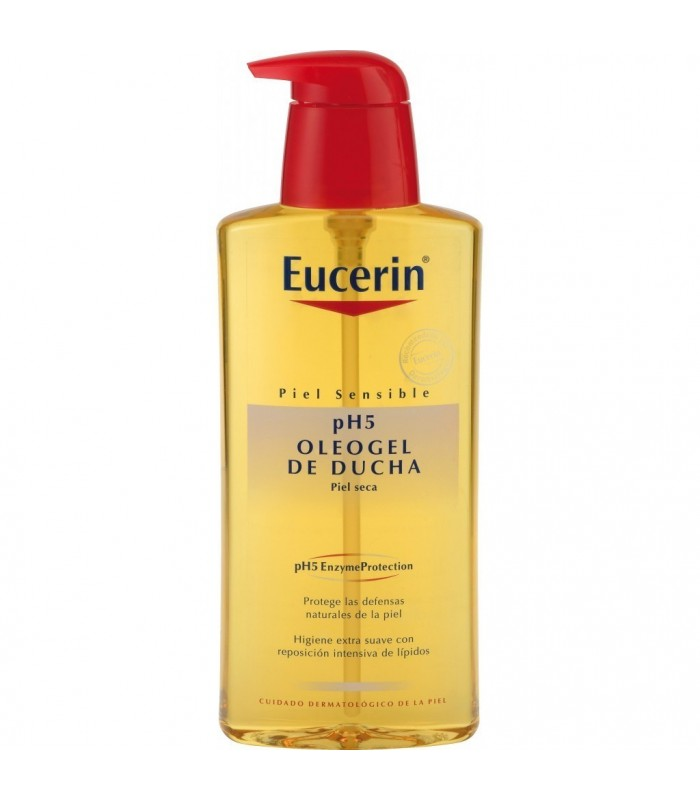 OLEOGEL DE DUCHA EUCERIN PIEL SENSIBLE PH-5 1000 ML