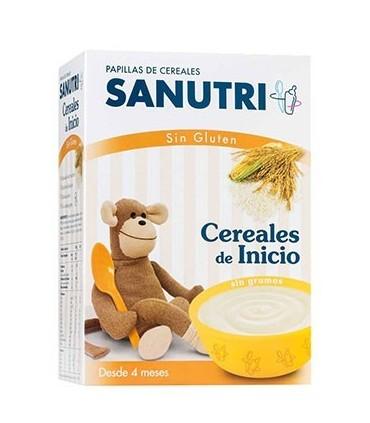 SANDOZ PAPILLA CEREALES SIN GLUTEN EF BIFIDUS 600 G
