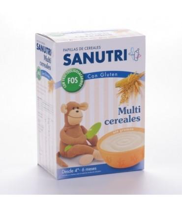 SANDOZ PAPILLA MULTICEREALES 600 G