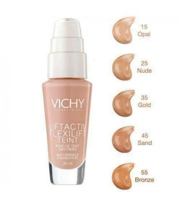 VICHY LIFTACTIV FLEXILIFT TEINT 25 NUDE 30 ML