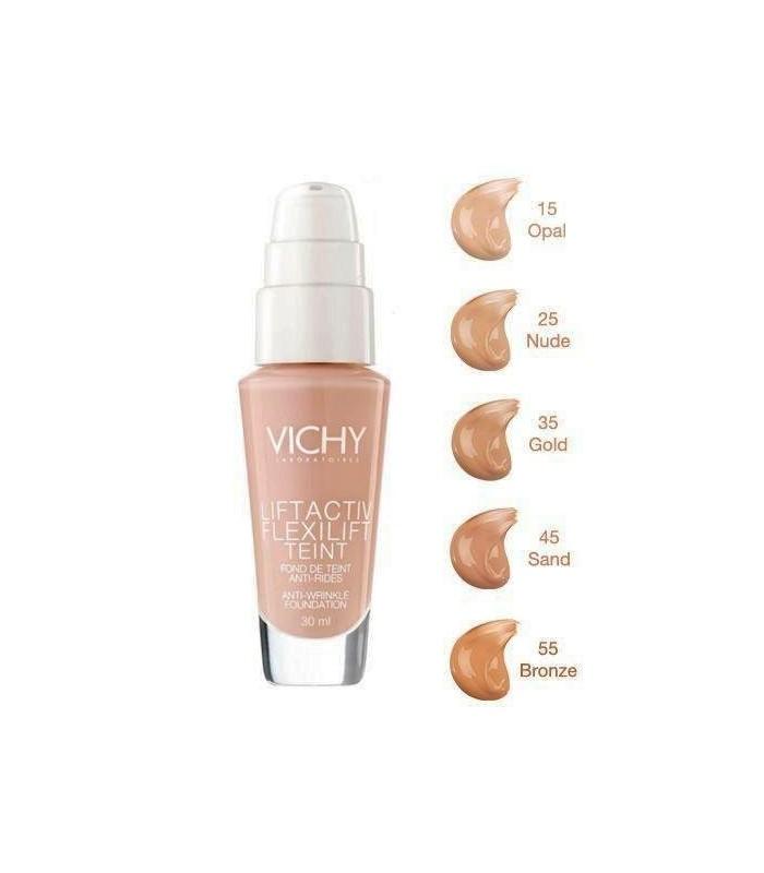 VICHY LIFTACTIV FLEXILIFT TEINT 45 GOLD 30 ML