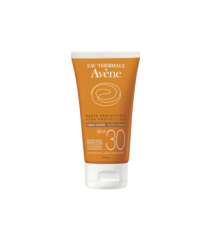 AVENE SOLAR 30 CREMA COLOREADA 50 ML