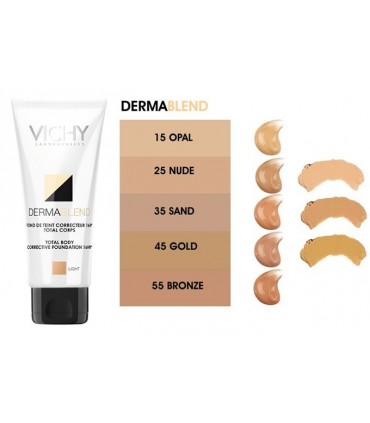 VICHY DERMABLEND 45 GOLD 30 ML