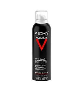 VICHY HOMME GEL DE AFEITAR ANTI-IRRITACIONES 150 ML
