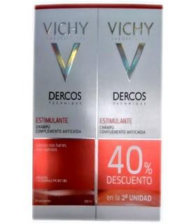 VICHY DERCOS DUPLO ESTIMULANTE 2X200 ML