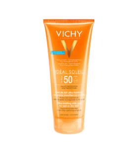 VICHY IDEAL SOLEIL 50+ GEL WET-SKIN 200 ML