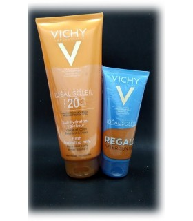 VICHY IDEAL SOLEIL 20 LECHE FAMILIAR 200 ML