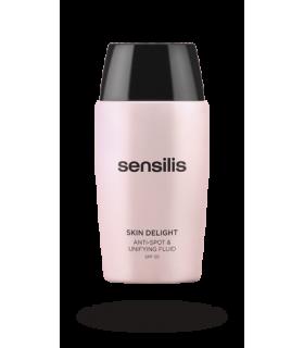 SENSILIS SKIN DELIGHT FLUIDO ANTIMANCHAS Y UNIFICANTE SPF 50 50 ML
