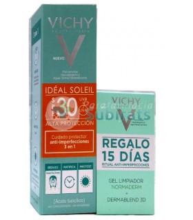VICHY IDEAL SOLEIL 30 ANTI-IMPERFECCIONES 50 ML