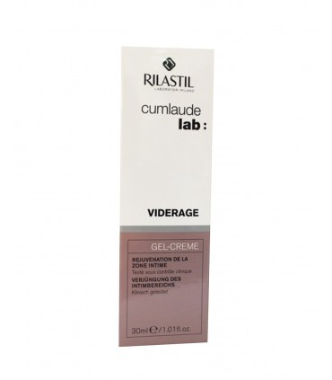VIDERAGE GEL-CREMA 30 ML CUMLAUDE LAB: