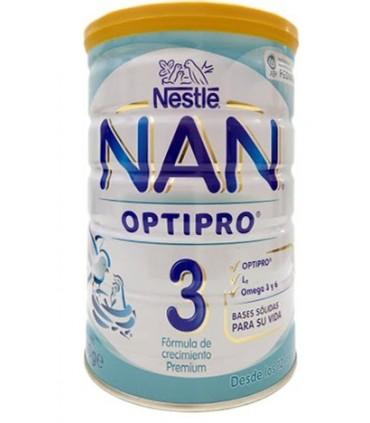 NAN 3 OPTIPRO - 800 Gr