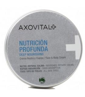AXOVITAL NUTRICION PROFUNDA CREMA ROSTRO Y CUERPO 50 ML