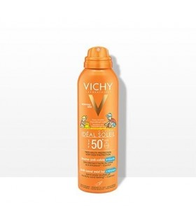 VICHY IDEAL SOLEIL 50+ BRUMA INFANTIL ANTIARENA 200 ML