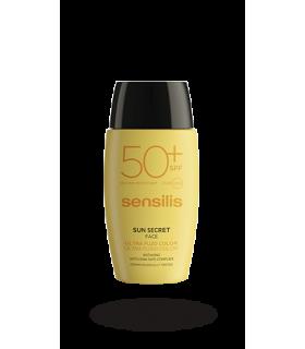 SENSILIS SUN SECRET ULTRA COLOR 50+ 40 ML