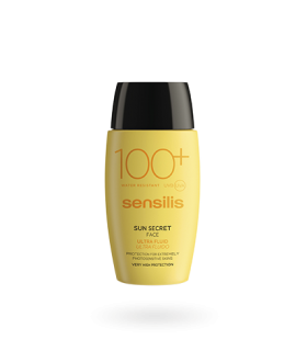 SENSILIS SUN SECRET 100+ ULTRA FLUIDO 40 ML