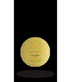 SENSILIS sun secret COMPACTO 50+ BRONZE
