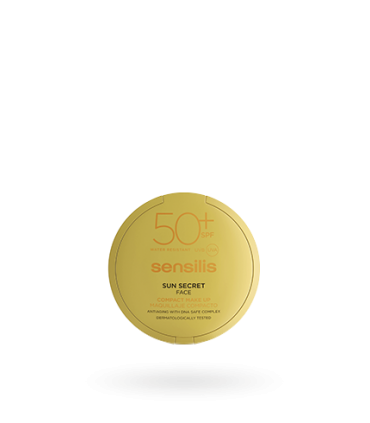 SENSILISSUN SECRET COMPACTO 50+ BRONZE