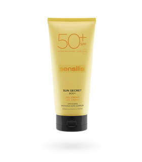 SENSILIS SUN SECRET 50+ GEL CREMA CORPORAL 200 ML