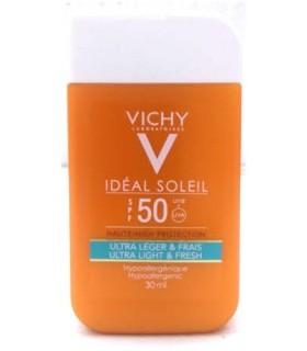 VICHY IDEAL SOLEIL 50 EMULSION ALTAMENTE RESISTENTE AL AGUA 30 ML