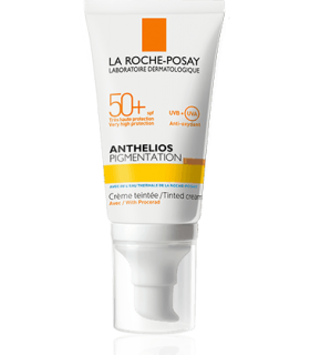 ANTHELIOS 50+ PIGMENTACION 50 ML