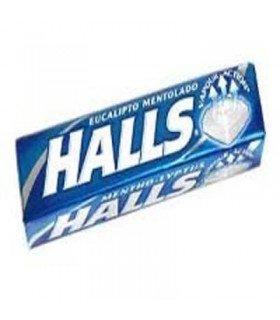 HALLS EUCALIPTO MENTOLADO S/A