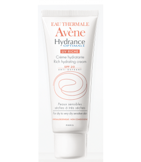 AVENE HYDRANCE OPTIMALE UV ENRIQUECIDA SPF 20 40 ML