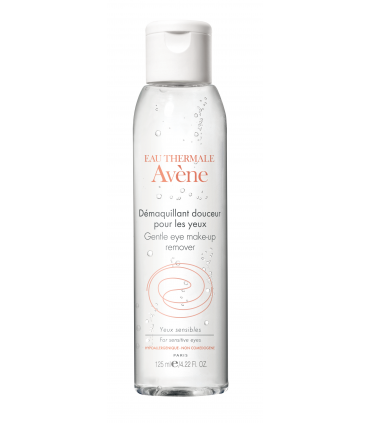 AVENE DESMAQUILLANTE SUAVIDAD PARA OJOS 125 ML.