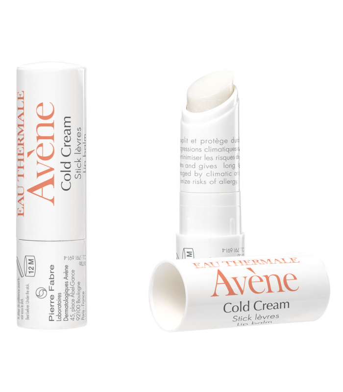 AVENE STICK LABIAL AL COLD CREAM 4,5 G