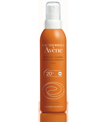 AVENE SOLAR 20 SPRAY 200 ML