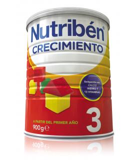 NUTRIBEN CRECIMIENTO LECHE 800 G