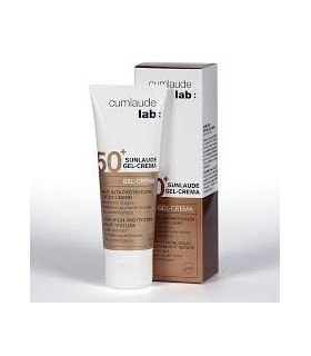 SUNLAUDE 50+ GEL-CREMA 50 ML CUMLAUDE LAB: