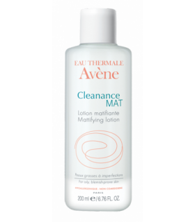 AVENE CLEANANCE MAT LOCION PURIFICANTE MATIFICANTE 200 ML