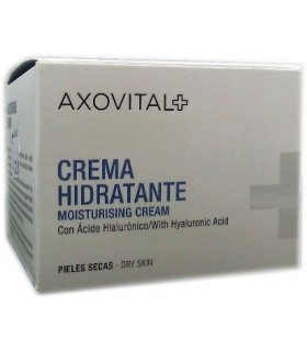 AXOVITAL CREMA HIDRATANTE PS CON ACIDO HIALURONICO 50 ML