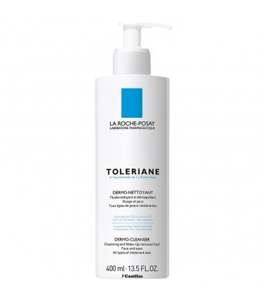 TOLERIANE DERMOLIMPIADOR LA ROCHE POSAY 400 ML