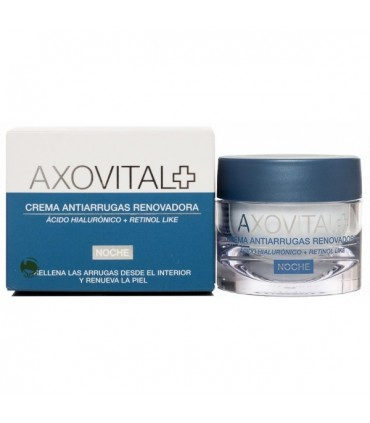 AXOVITAL CREMA NOCHE ANTIARRUGAS RENOVADORA