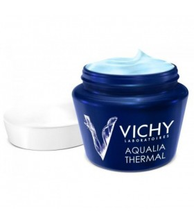 VICHY AQUALIA THERMAL SPA NOCHE GEL-CREMA RENOVADOR ANTI-FATIGA 75 ML
