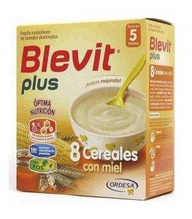 BLEVIT PLUS 8 CEREALES MIEL 1 KG