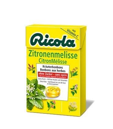 RICOLA LIMON-MELISA CARAMELOS