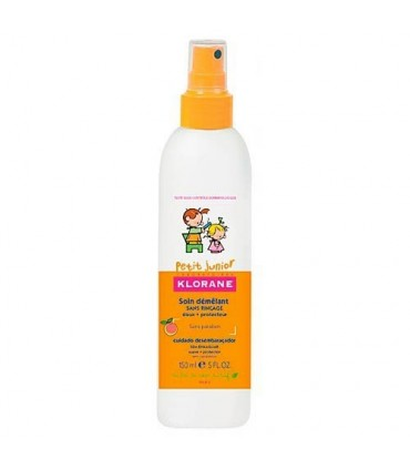 KLORANE PETIT JUNIOR SPRAY DESENREDANTE  125 ML