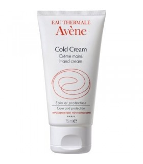 AVENE CREMA DE MANOS AL COLD CREAM 50 ML.