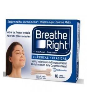 BREATHE RIGHT TIRA NASAL T- GDE 30 U
