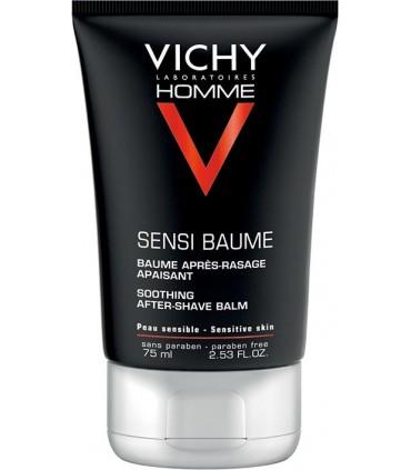 VICHY HOMME SENSI BAUME CA BALSAMO PIELES SENSIBLES 75 ML