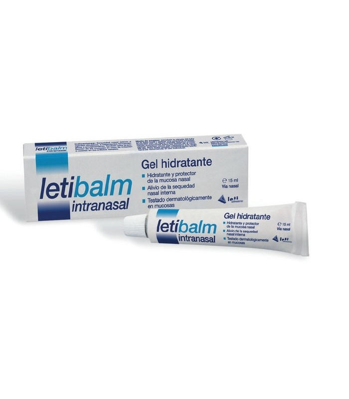 LETIBALM  INTRANASAL 10 ML.