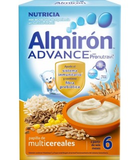 ALMIRON ADVANCE MULTICEREALES - 500 Gr